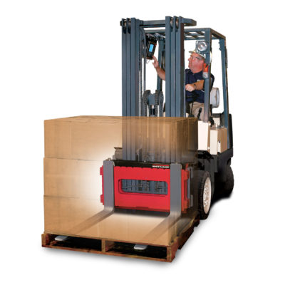 CLS-920i-ForkliftScale for Scales Sales and Services with headquarters in Omaha, NE.